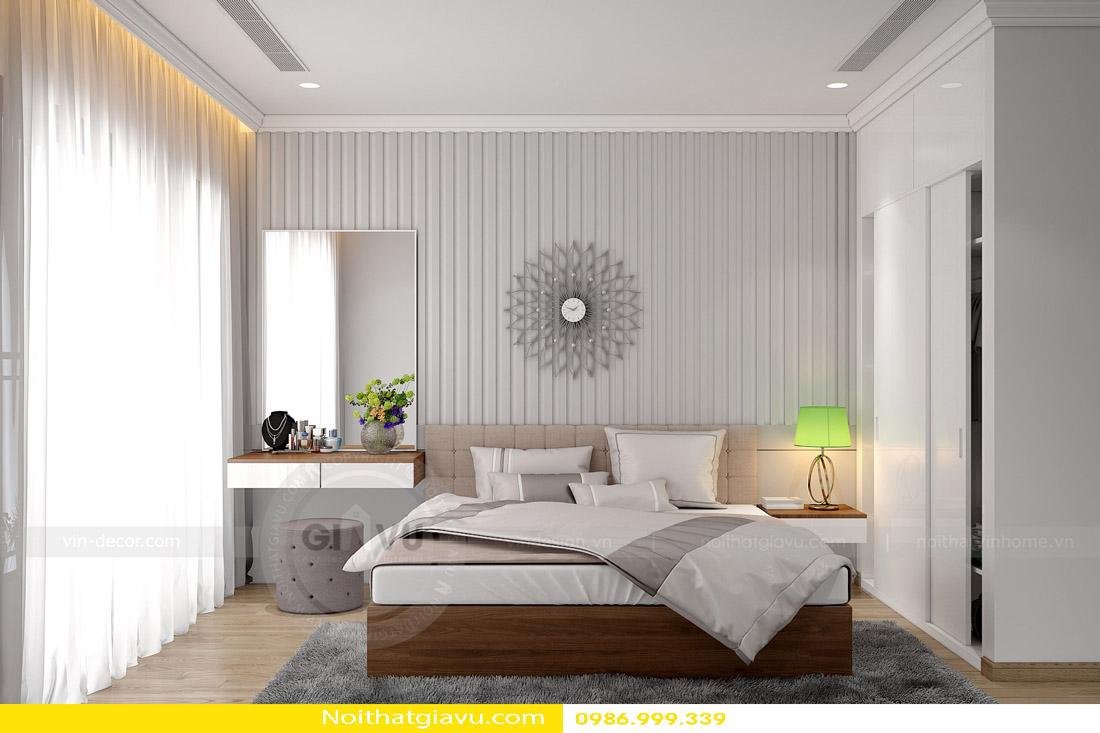 thi công hoàn thiện nội thất căn hộ chung cư Gardenia 08