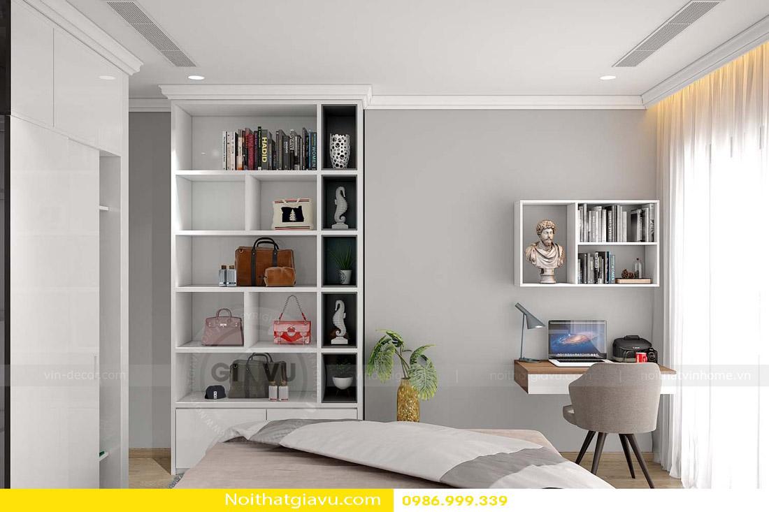 thi công hoàn thiện nội thất căn hộ chung cư Gardenia 09