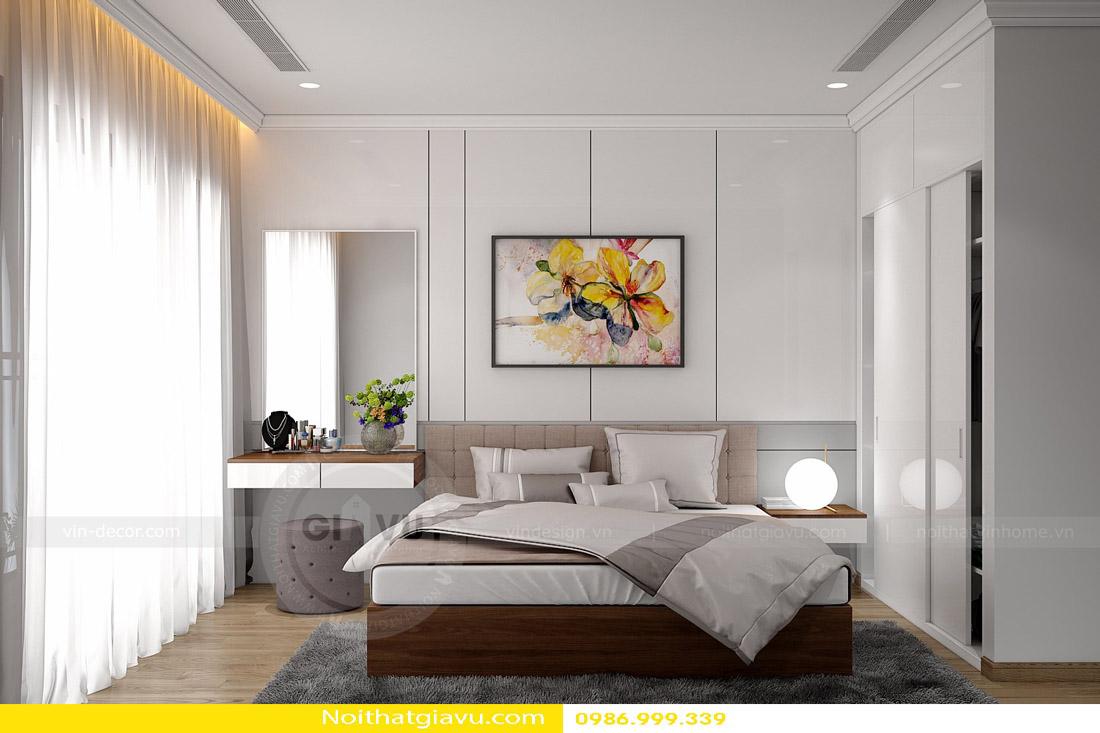 thi công hoàn thiện nội thất căn hộ chung cư Gardenia 10