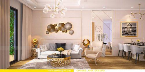 Thi công hoàn thiện nội thất chung cư Vinhomes Gardenia Cầu Diễn