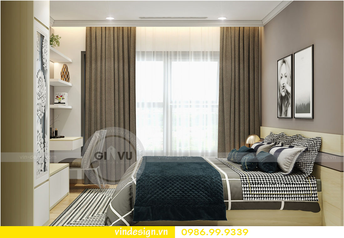 thi công nội thất căn hộ gardenia 0986999339 11
