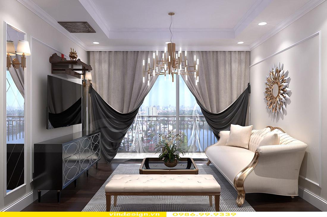 Thiết kế nội thất Vinhomes Green Bay - Call 0986999339 view 1