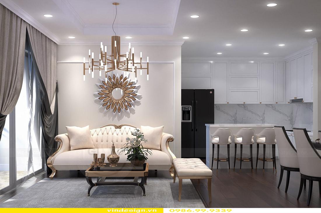 Thiết kế nội thất Vinhomes Green Bay - Call 0986999339 view 2