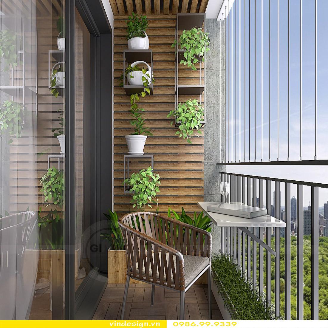 Thiết kế nội thất Vinhomes Green Bay - Call 0986999339 view 6