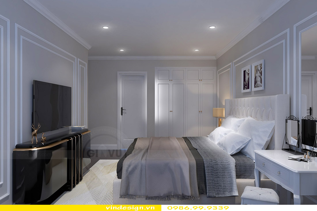 Thiết kế nội thất Vinhomes Green Bay - Call 0986999339 view 9