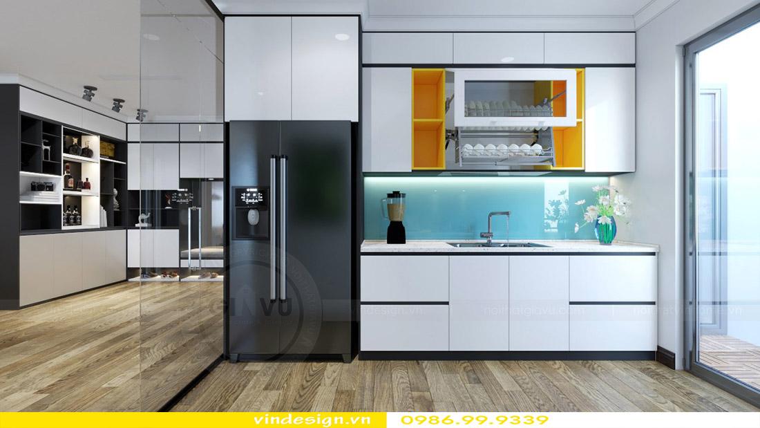 Thiết kế nội thất chung cư Vinhomes Green Bay 5