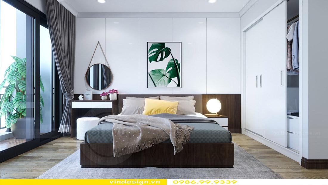 Thiết kế nội thất chung cư Vinhomes Green Bay 8