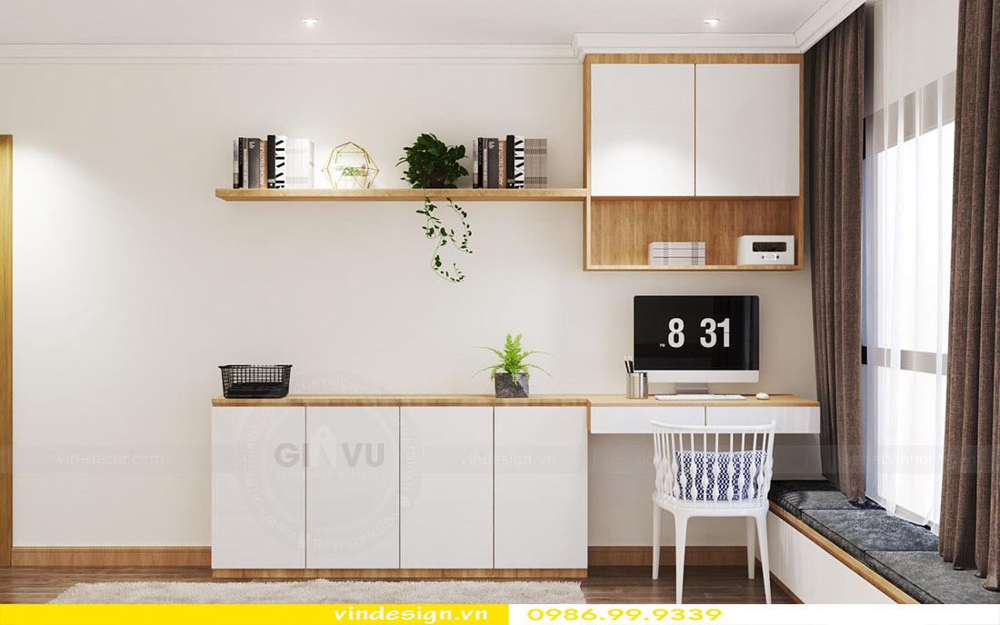 Thiết kế nội thất căn hộ chung cư Green Bay - Call 0986999339 view 10