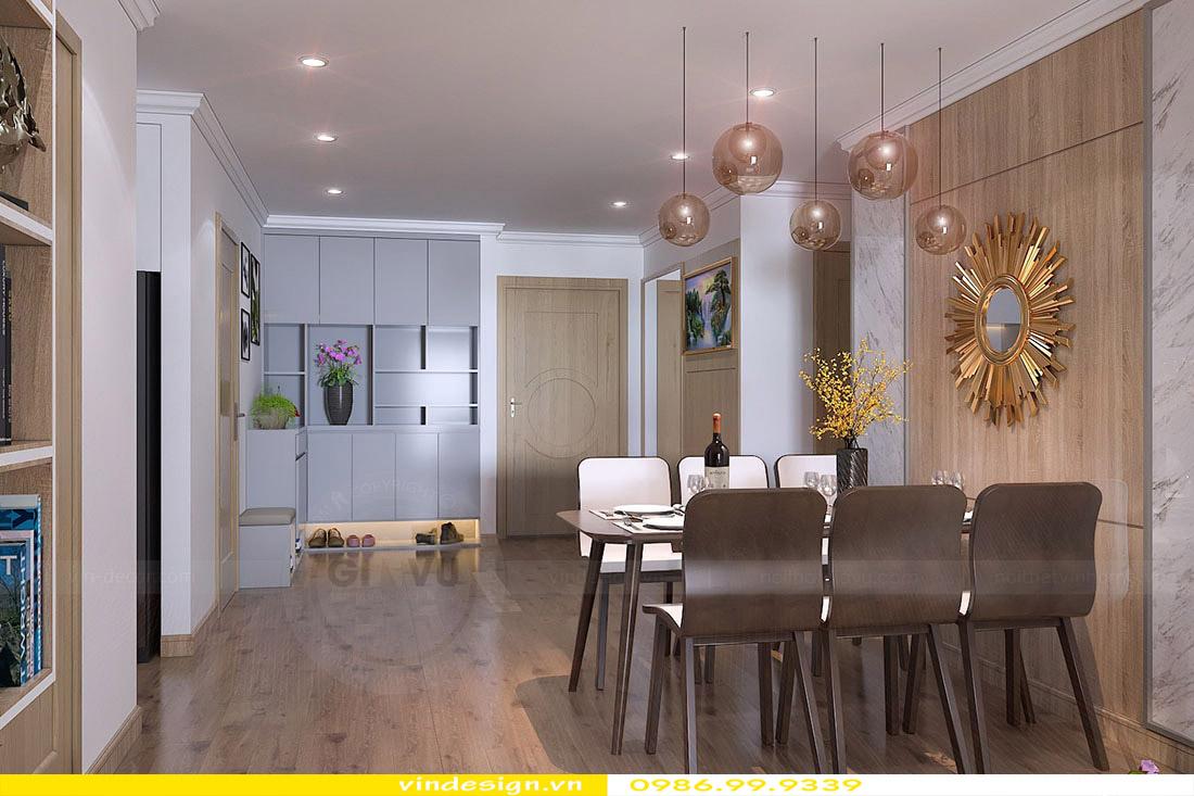 Thiết kế nội thất căn hộ chung cư Green Bay - Call 0986999339 view 3