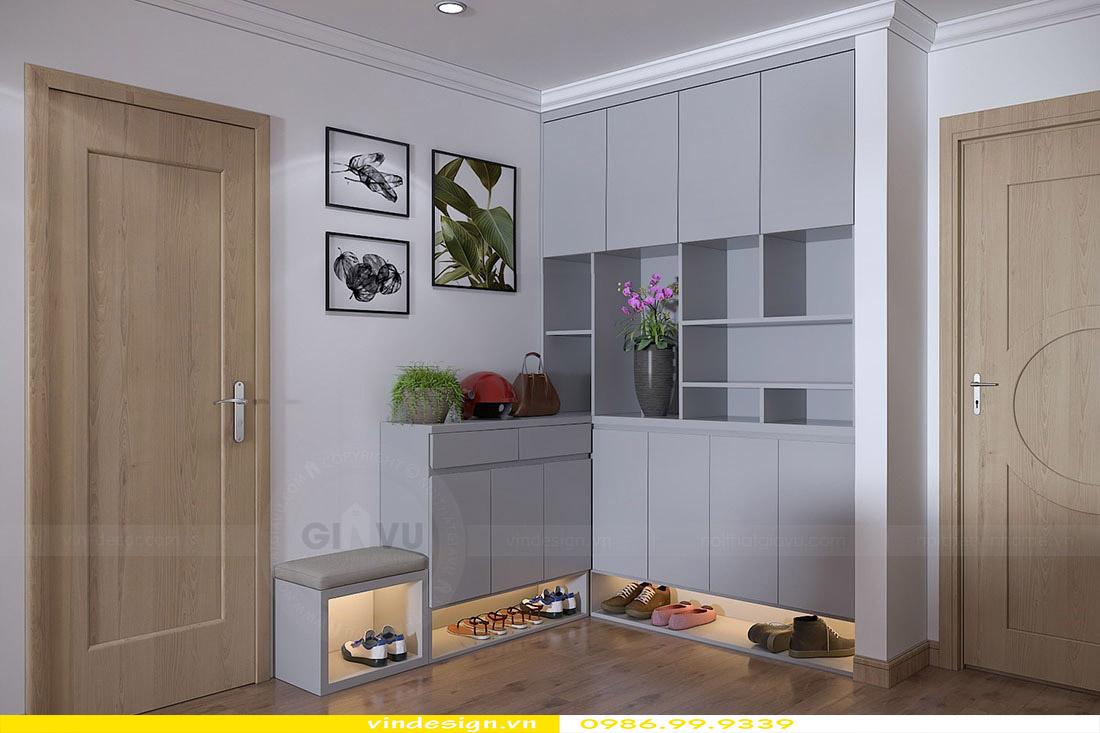 Thiết kế nội thất căn hộ chung cư Green Bay - Call 0986999339 view 4