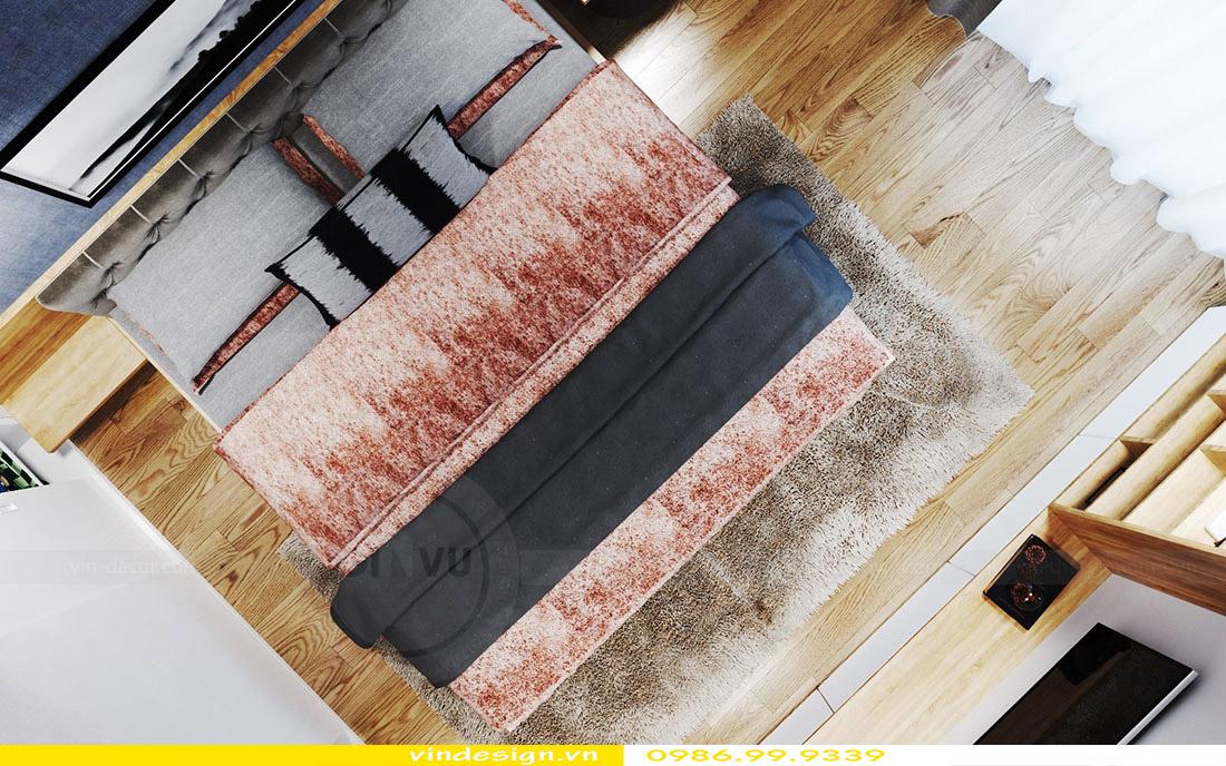 Thiết kế nội thất căn hộ chung cư Green Bay - Call 0986999339 view 5
