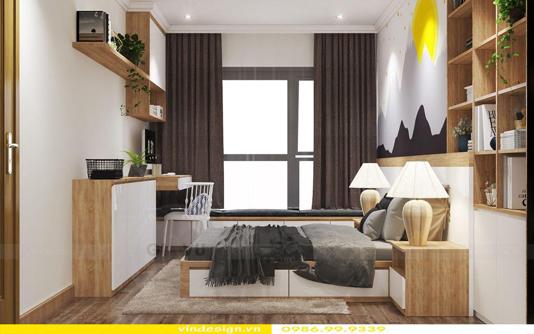 Thiết kế nội thất căn hộ chung cư Green Bay - Call 0986999339 view 8