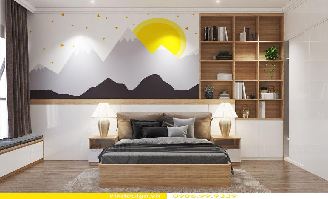 Thiết kế nội thất căn hộ chung cư Green Bay - Call 0986999339 view 9