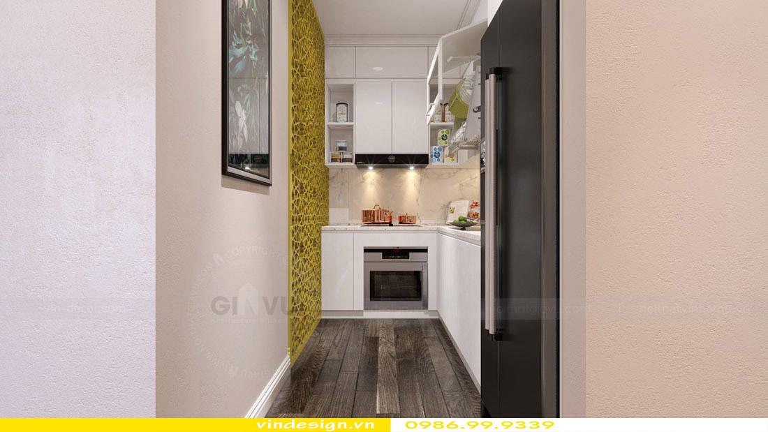 Thiết kế nội thất căn hộ chung cư Vinhomes Green Bay Mễ Trì Hà Nội 7