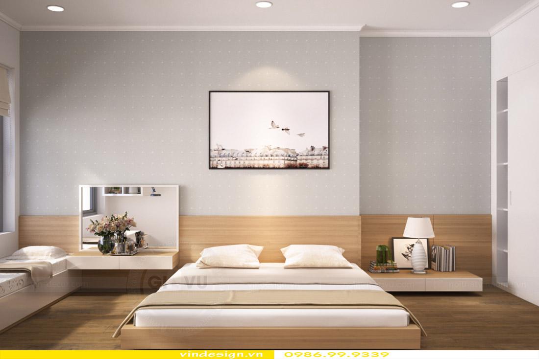 Thiết kế nội thất căn hộ Green Bay view 10