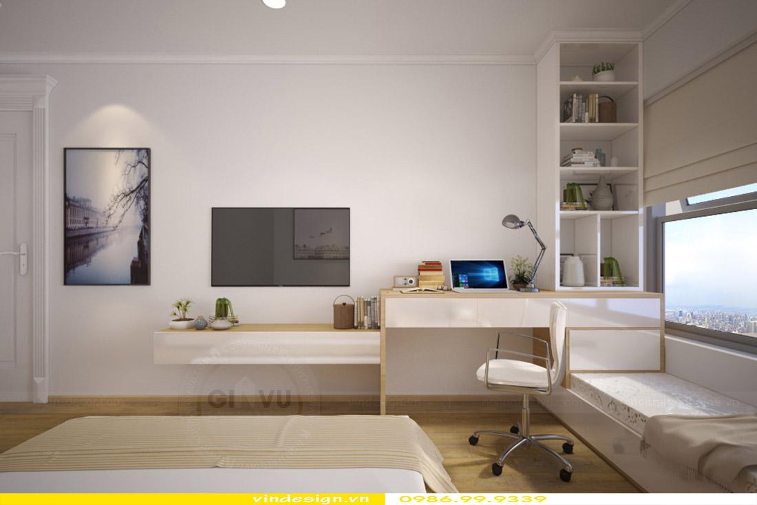 Thiết kế nội thất căn hộ Green Bay view 11