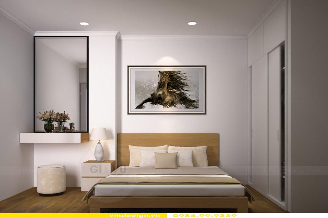 Thiết kế nội thất căn hộ Green Bay view 12