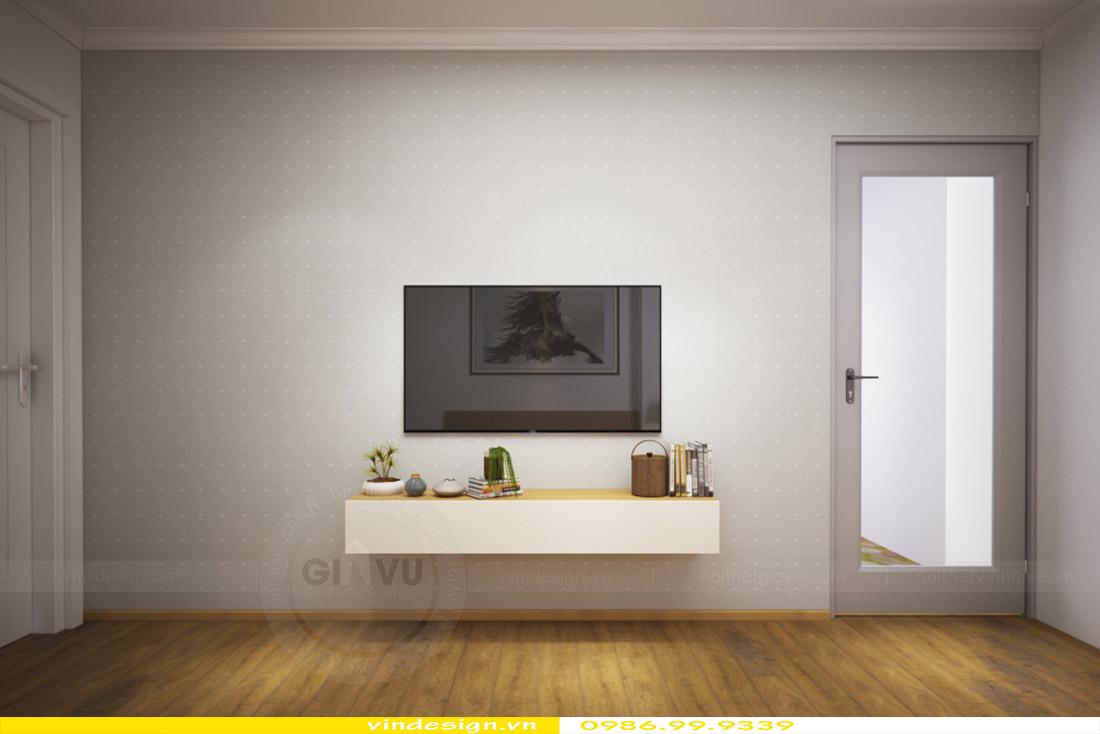 Thiết kế nội thất căn hộ Green Bay view 13