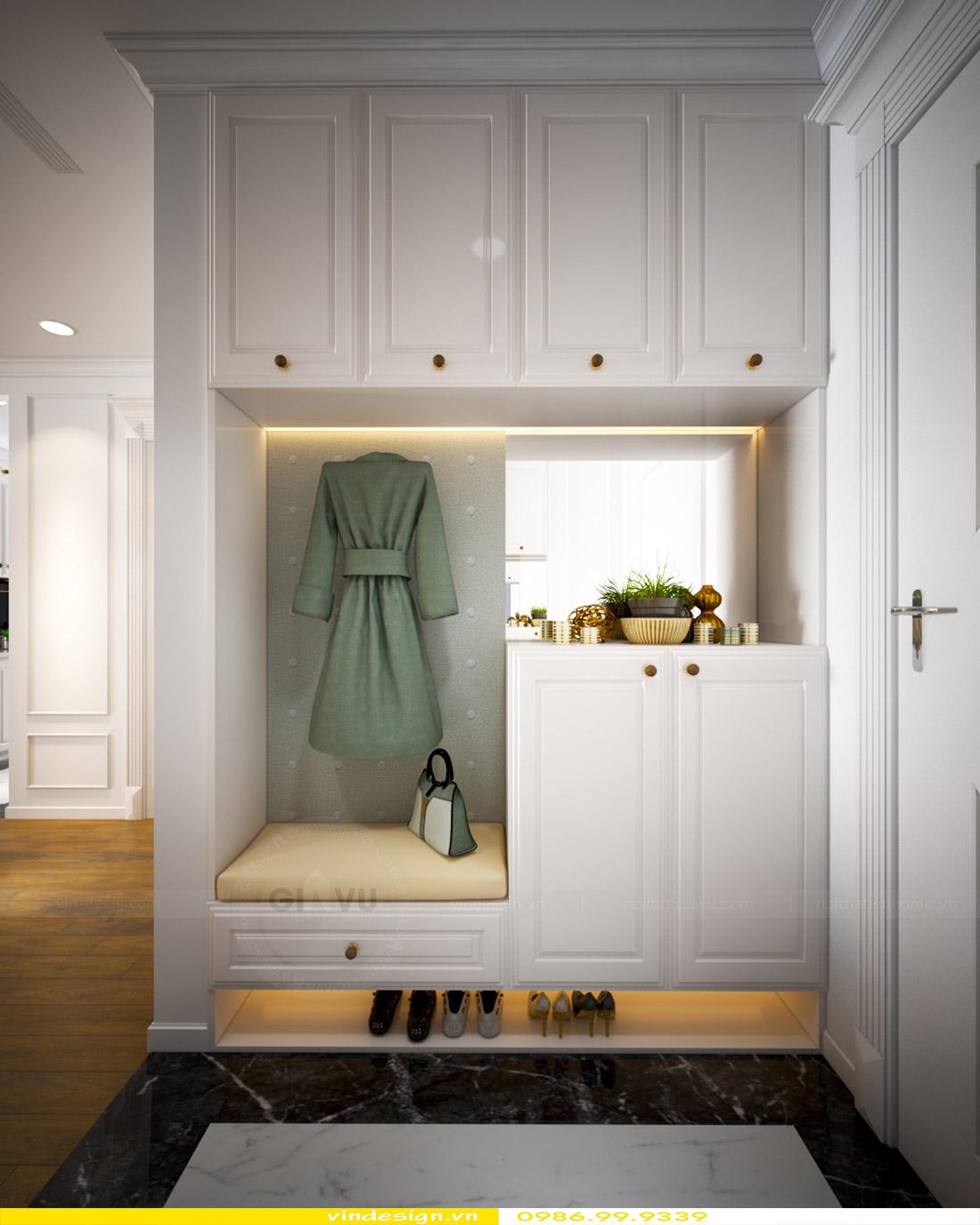 Thiết kế nội thất căn hộ Green Bay view 4