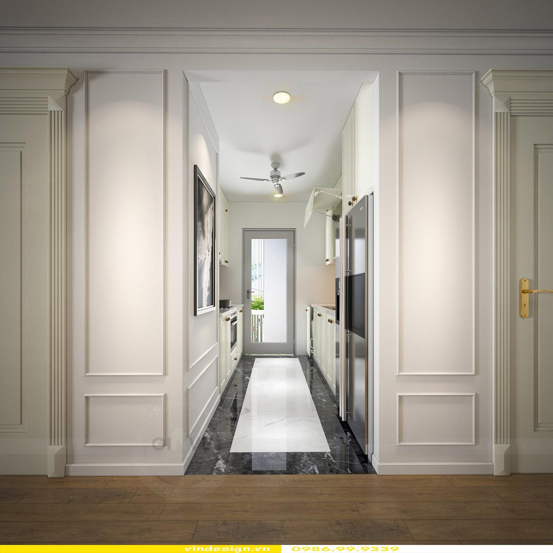 Thiết kế nội thất căn hộ Green Bay view 5