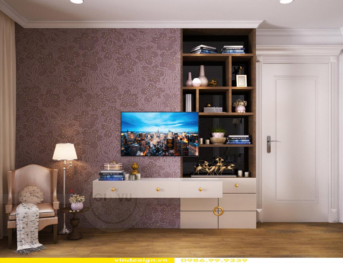 Thiết kế nội thất căn hộ Green Bay view 8