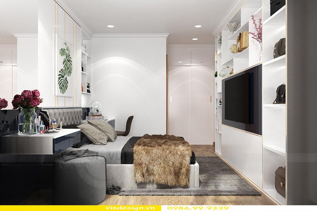 Thiết kế nội thất căn hộ Vinhomes Green Bay - Call 0986999339 view 10