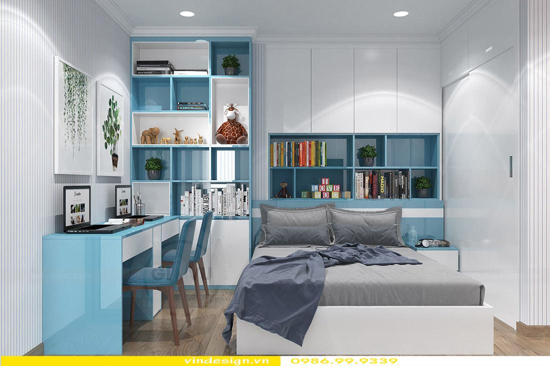 Thiết kế nội thất căn hộ Vinhomes Green Bay - Call 0986999339 view 11