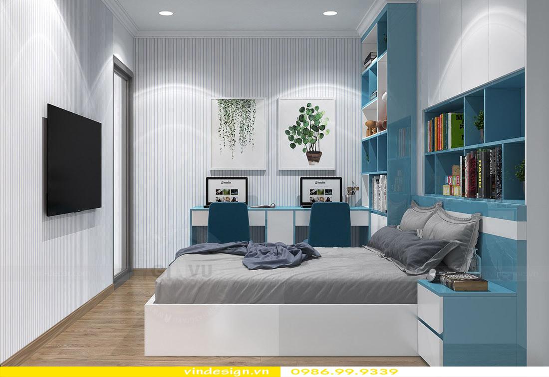 Thiết kế nội thất căn hộ Vinhomes Green Bay - Call 0986999339 view 12