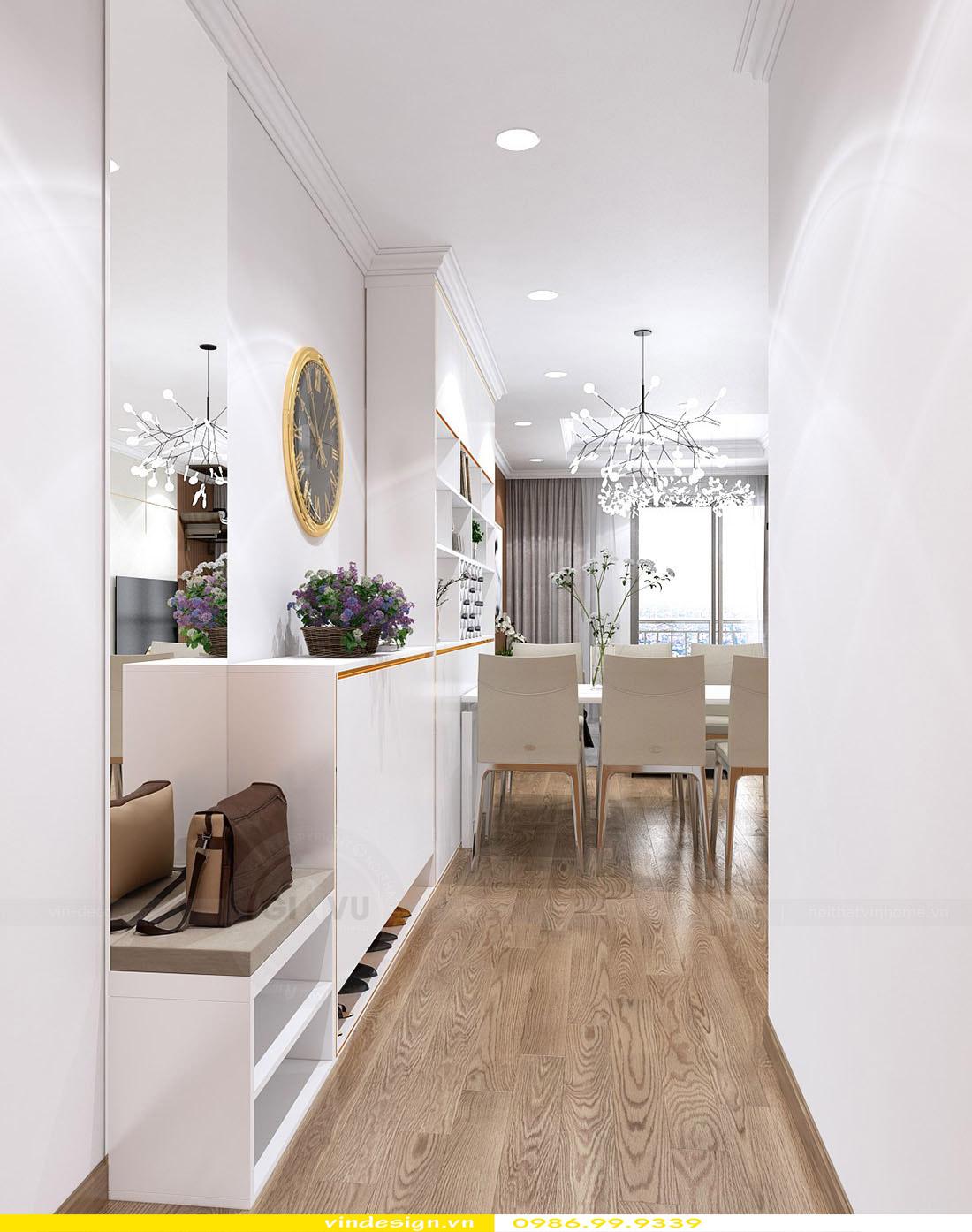 Thiết kế nội thất căn hộ Vinhomes Green Bay - Call 0986999339 view 5