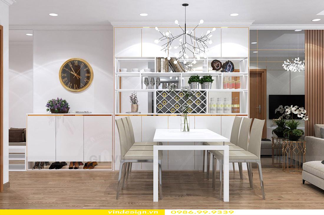 Thiết kế nội thất căn hộ Vinhomes Green Bay - Call 0986999339 view 6