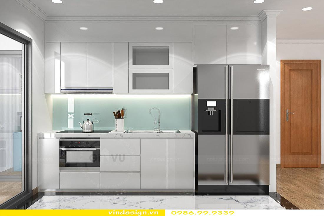 Thiết kế nội thất căn hộ Vinhomes Green Bay - Call 0986999339 view 7