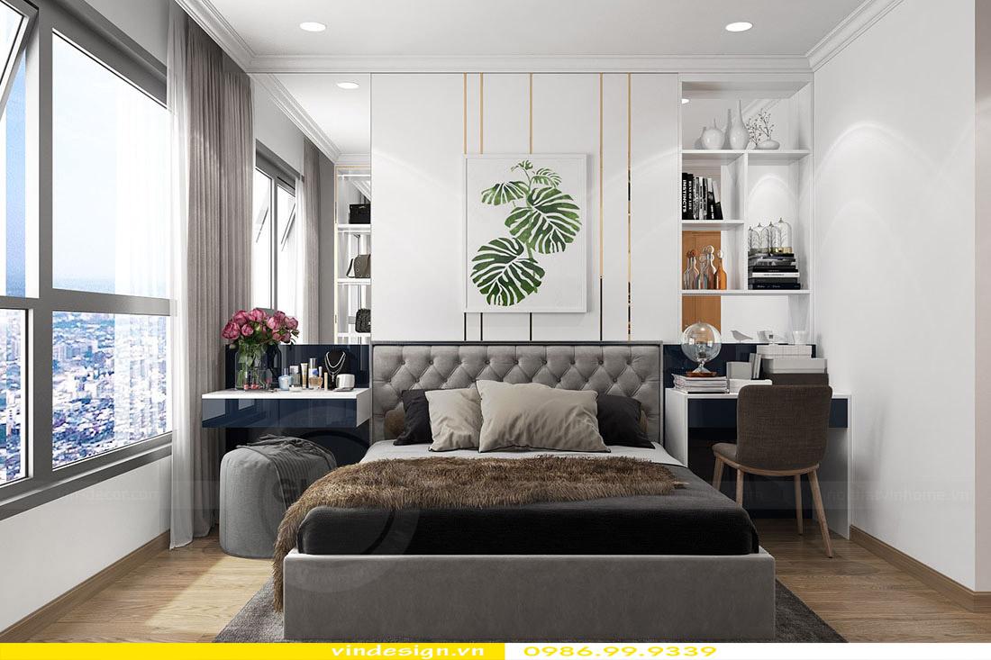 Thiết kế nội thất căn hộ Vinhomes Green Bay - Call 0986999339 view 8
