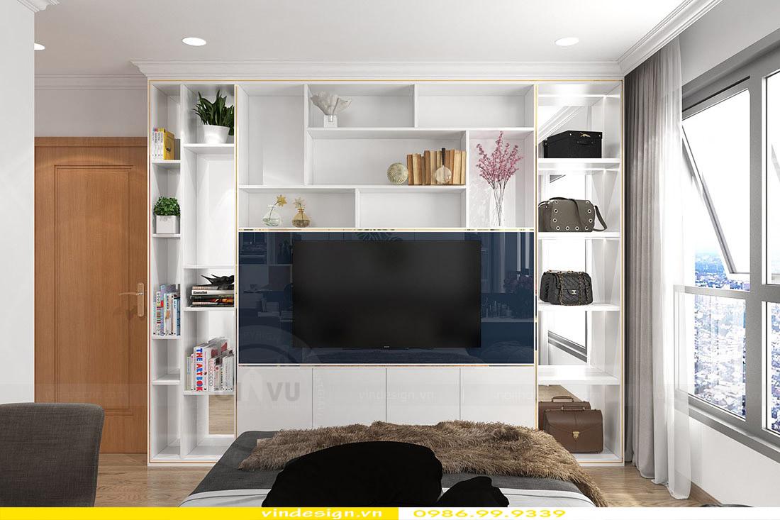 Thiết kế nội thất căn hộ Vinhomes Green Bay - Call 0986999339 view 9