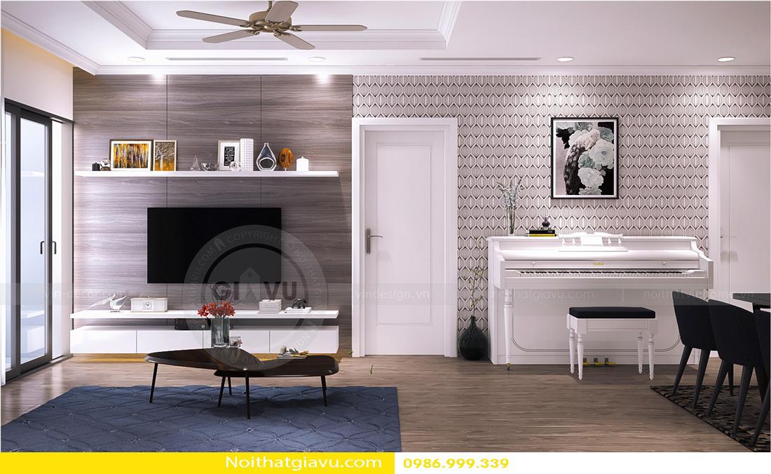 thiết kế nội thất chung cư Gardenia A1 0986999339 04