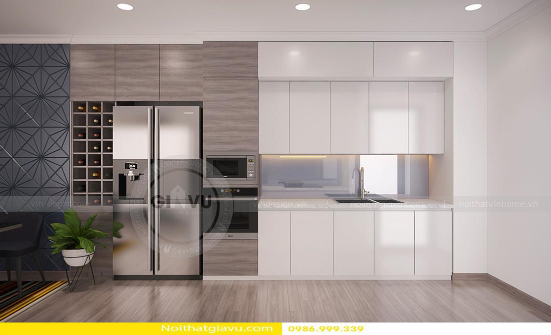 thiết kế nội thất chung cư Gardenia A1 0986999339 06