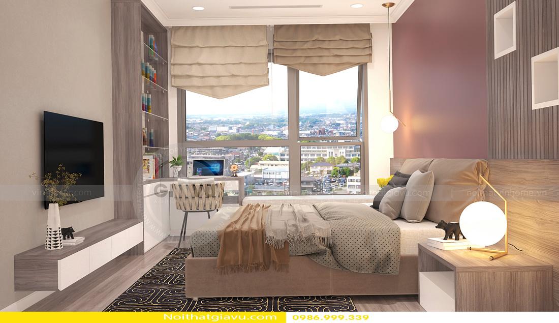 thiết kế nội thất chung cư Gardenia A1 0986999339 10