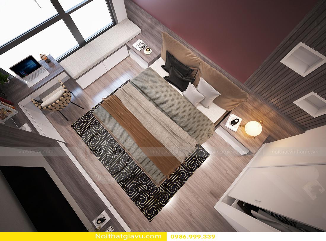 thiết kế nội thất chung cư Gardenia A1 0986999339 12