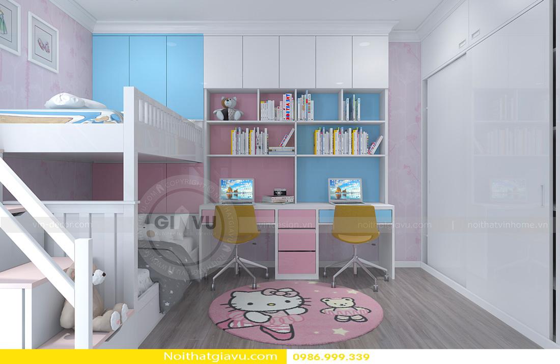 thiết kế nội thất chung cư Gardenia A1 0986999339 14