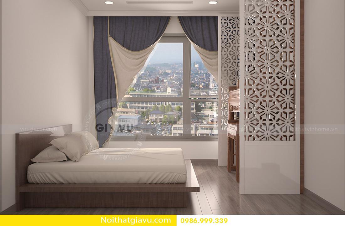 thiết kế nội thất chung cư Gardenia A1 0986999339 15