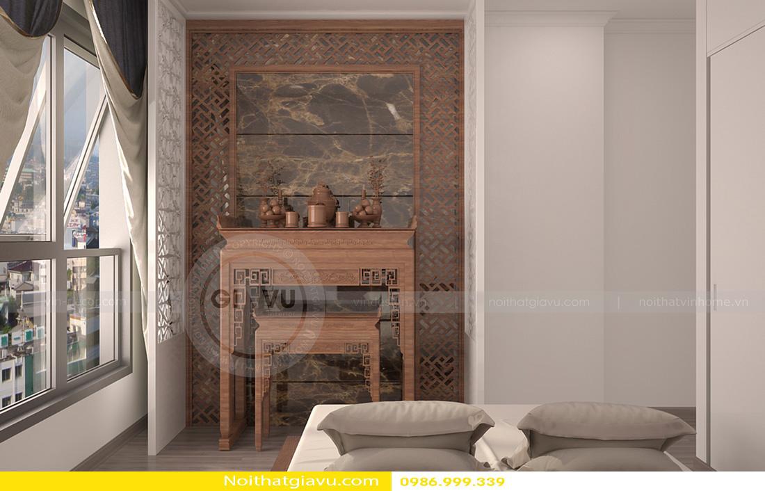 thiết kế nội thất chung cư Gardenia A1 0986999339 16