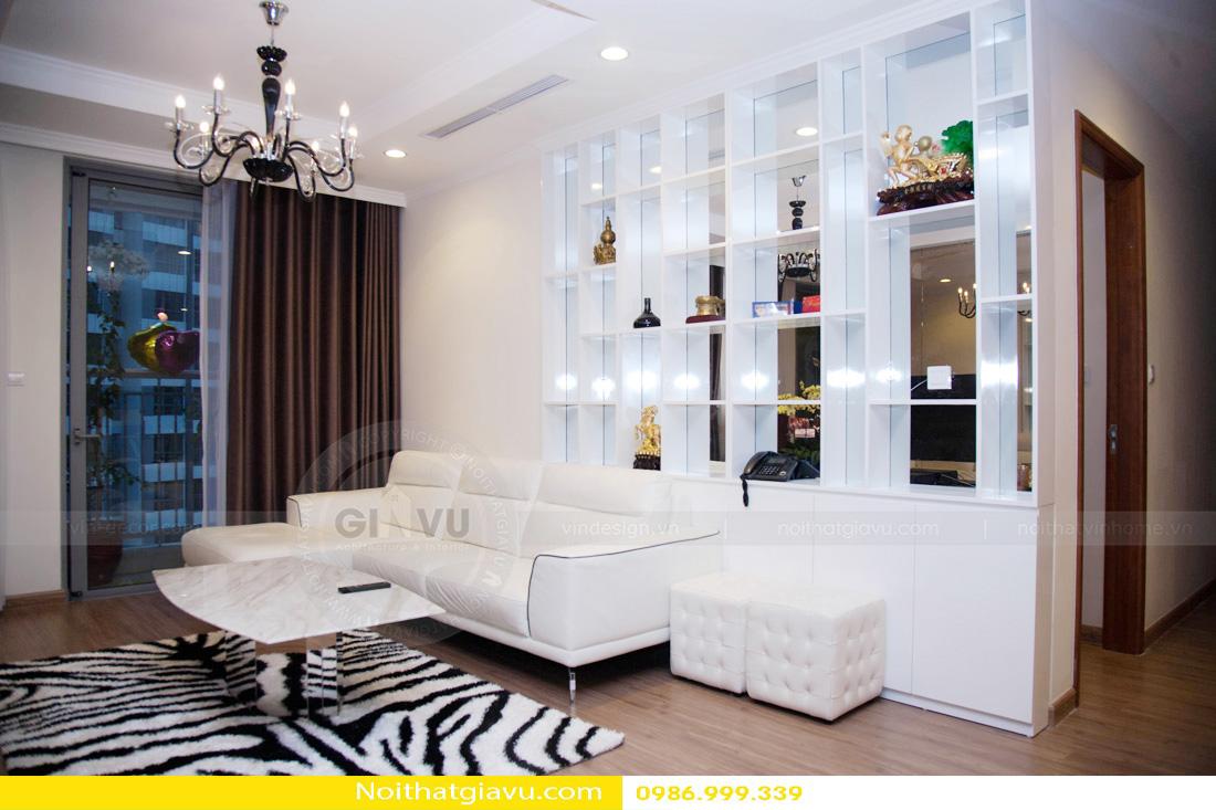 thiết kế nội thất chung cư Gardenia A2 0986999339 01