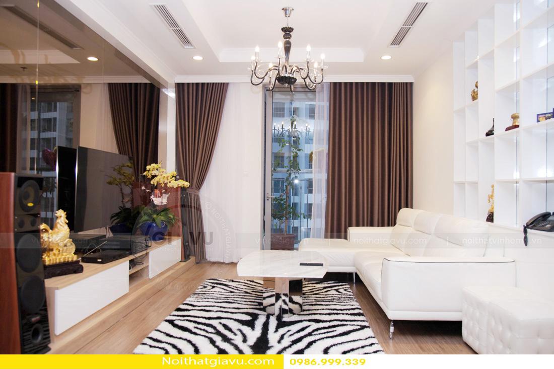thiết kế nội thất chung cư Gardenia A2 0986999339 02