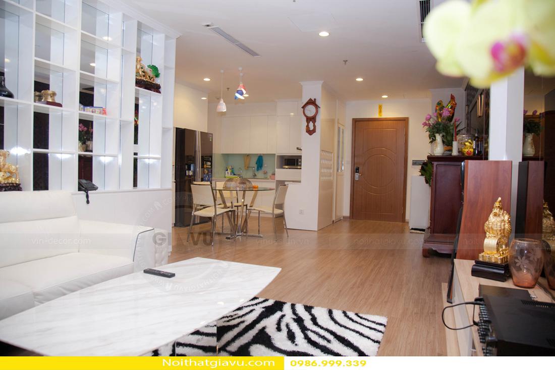 thiết kế nội thất chung cư Gardenia A2 0986999339 05