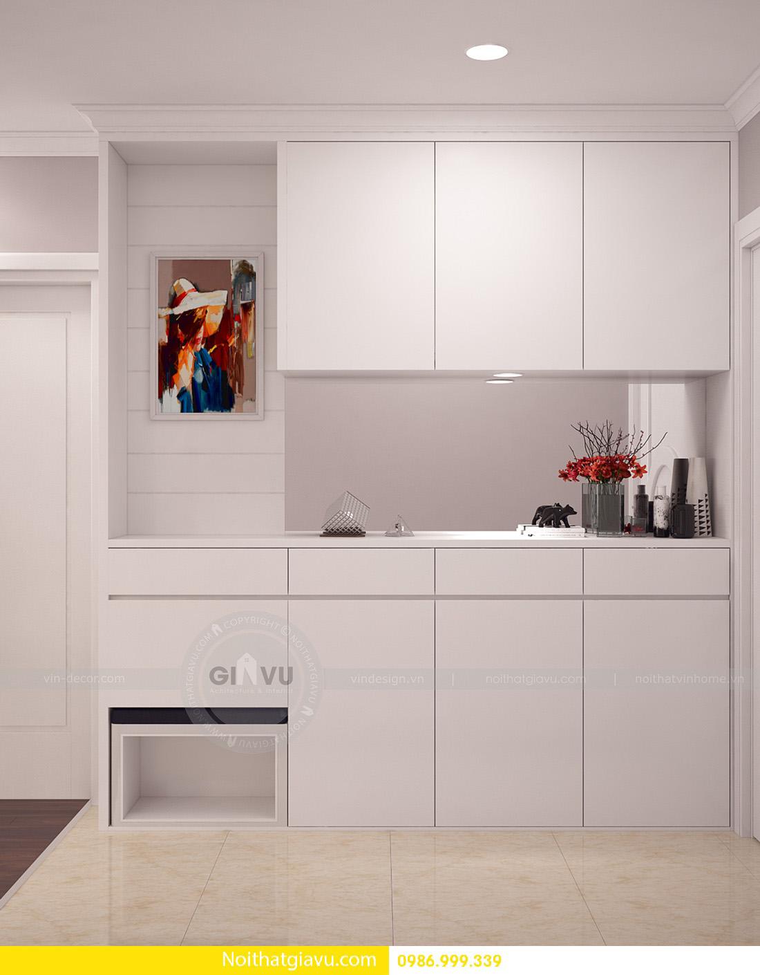 thiết kế nội thất chung cư Gardenia A3 0986999339 04