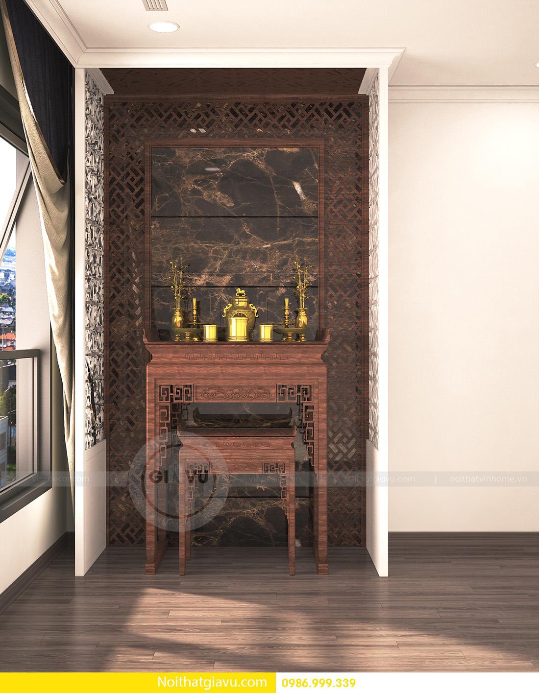 thiết kế nội thất chung cư Gardenia A3 0986999339 10