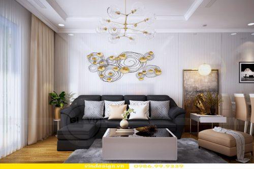 Thiết kế nội thất chung cư Green Bay – Lh 0986999339