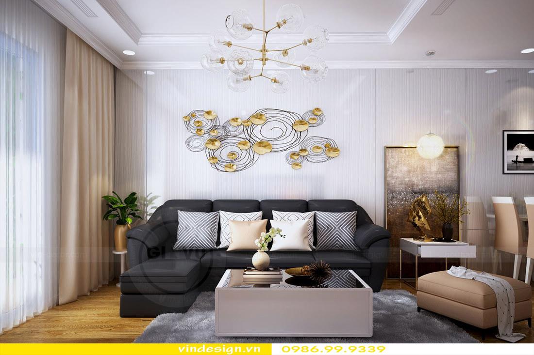 Thiết kế nội thất chung cư Green Bay - Lh 0986999339 view 1