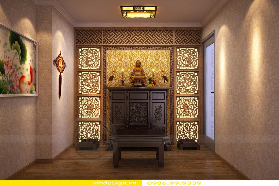 Thiết kế nội thất chung cư Green Bay - Lh 0986999339 view 9