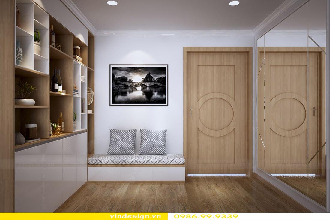Thiết kế nội thất chung cư Green Bay - Lh 0986999339 view 4