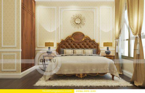Thiết kế nội thất chung cư cao cấp với những mẫu phòng ngủ độc đáo